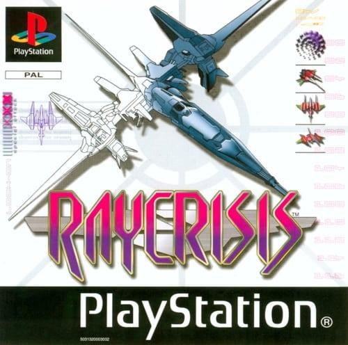 raycrisis - Najdroższe gry na PSX wydane w regionie PAL