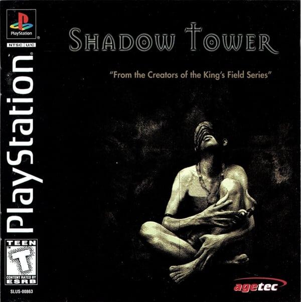 shadow tower - Najdroższe gry na PSX wydane w regionie NTSC-U/C