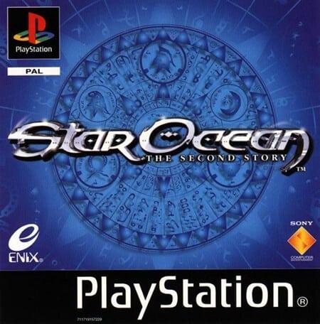 star ocean pal - Najdroższe gry na PSX wydane w regionie PAL