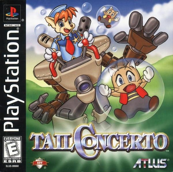 tail concert - Najdroższe gry na PSX wydane w regionie NTSC-U/C
