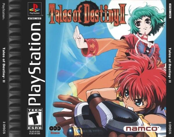 tales of destiny ii - Najdroższe gry na PSX wydane w regionie NTSC-U/C