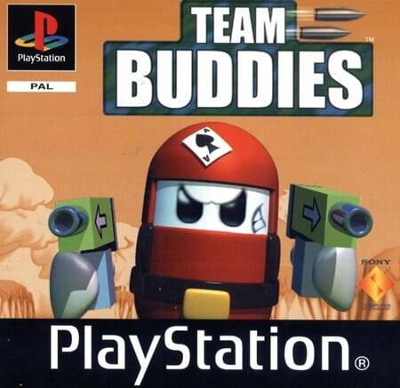 team buddies - Najdroższe gry na PSX wydane w regionie PAL