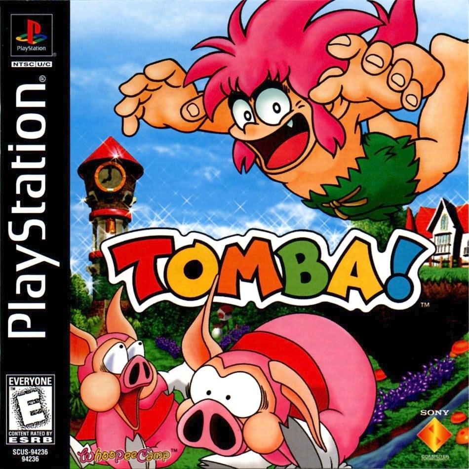 tomba - Najdroższe gry na PSX wydane w regionie NTSC-U/C