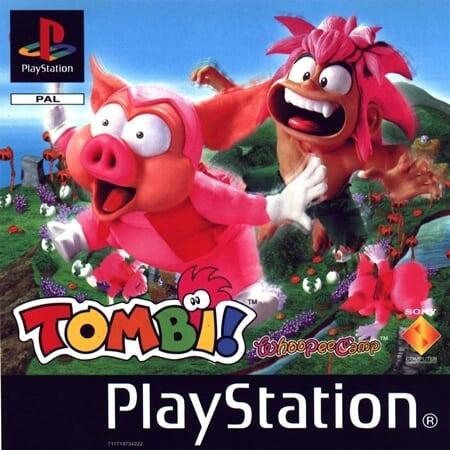 tombi - Najdroższe gry na PSX wydane w regionie PAL