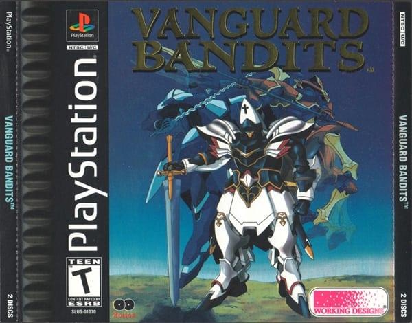 vanguard bandits - Najdroższe gry na PSX wydane w regionie NTSC-U/C