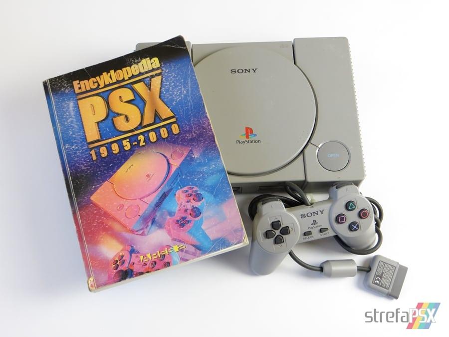 """encyklopedia psx 1995 2000 01 - """"Encyklopedia PSX 1995-2000"""" i krótki wywiad z jej twórcą"""