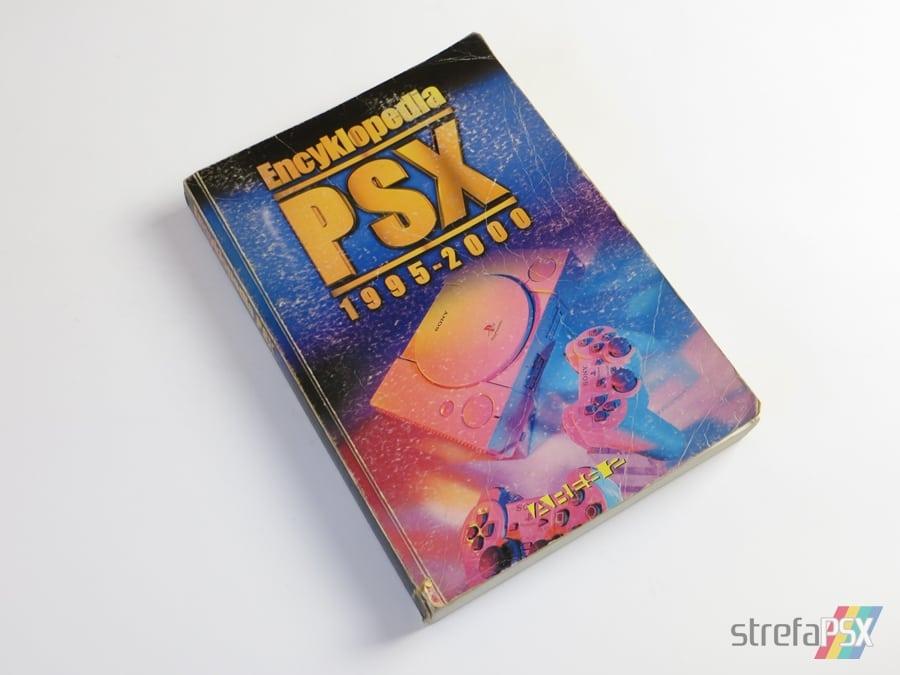 """encyklopedia psx 1995 2000 05 - """"Encyklopedia PSX 1995-2000"""" i krótki wywiad z jej twórcą"""