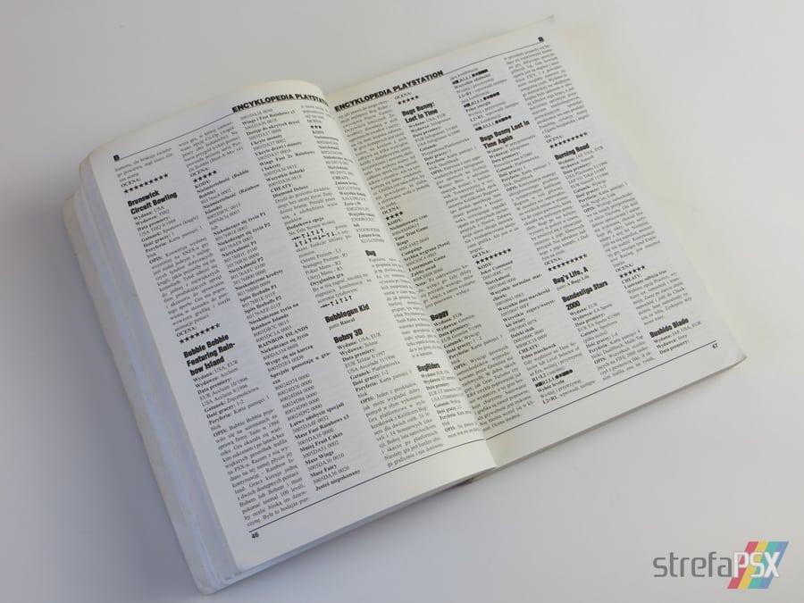 """encyklopedia psx 1995 2000 11 - """"Encyklopedia PSX 1995-2000"""" i krótki wywiad z jej twórcą"""