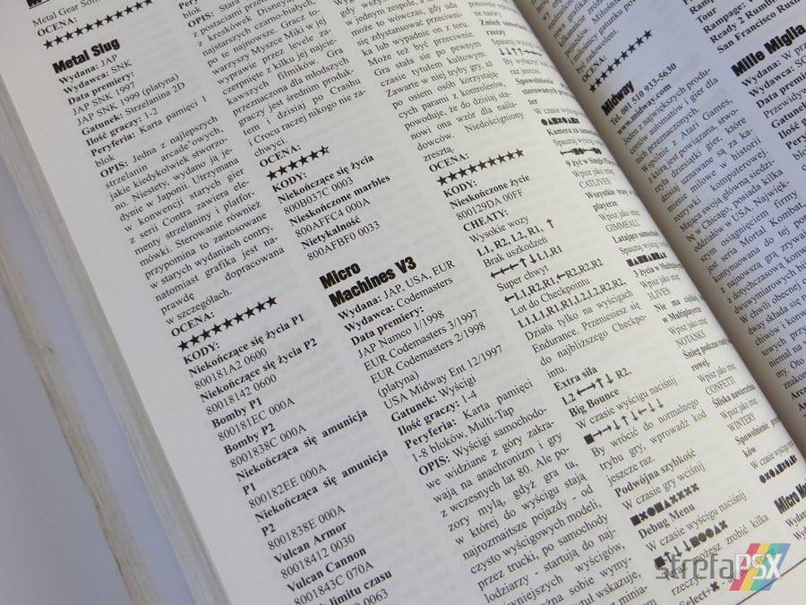 """encyklopedia psx 1995 2000 14 - """"Encyklopedia PSX 1995-2000"""" i krótki wywiad z jej twórcą"""