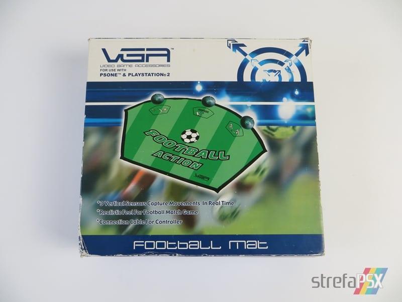 vga football mat01 - [Inne] Piłkarska mata VGA Football Mat