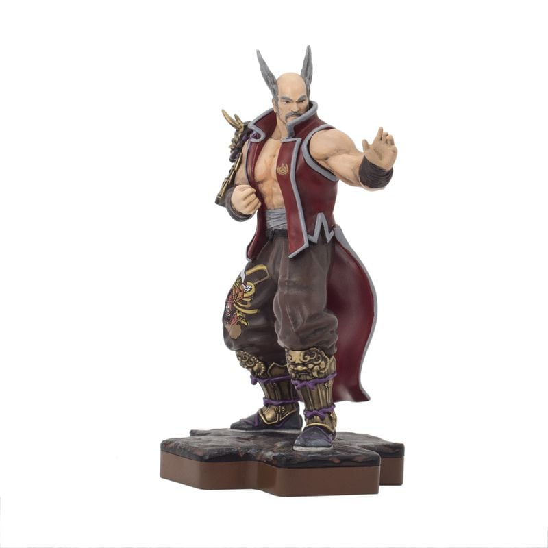 161707b - Totaku Collection - zestaw figurek z bohaterami PlayStation