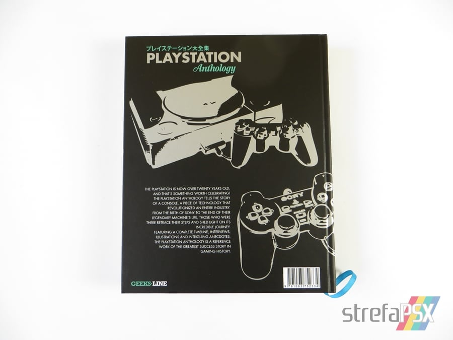"antologia playstation 10 - Recenzja książki - ""Antologia PlayStation"""