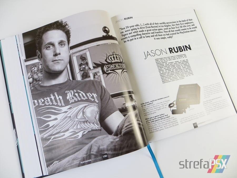 "antologia playstation 21 - Recenzja książki - ""Antologia PlayStation"""