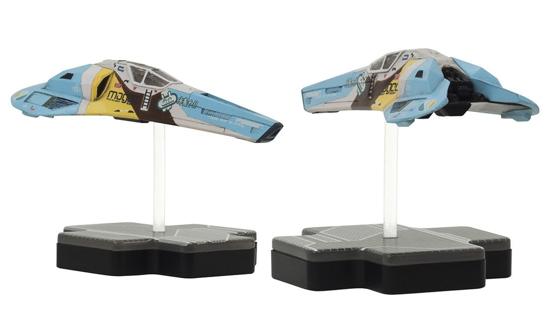 feiser wipeout totaku - Totaku Collection - zestaw figurek z bohaterami PlayStation