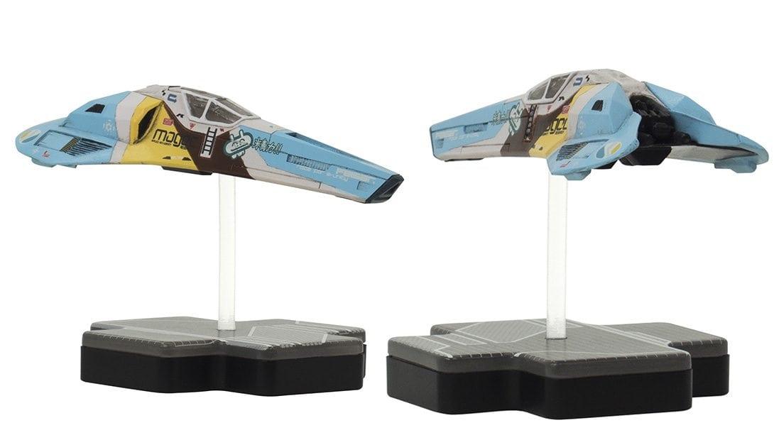 feiser wipeout totaku - Totaku Collection - zestaw figurek z bohaterami PlayStation