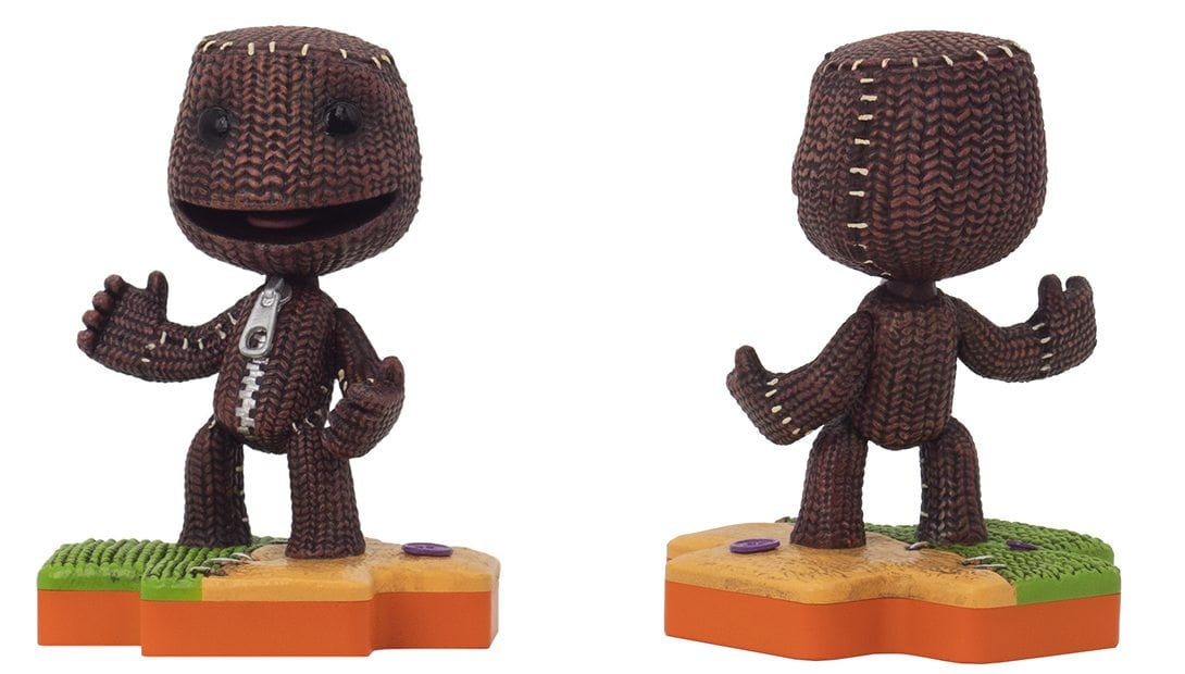 sackboy totaku - Totaku Collection - zestaw figurek z bohaterami PlayStation