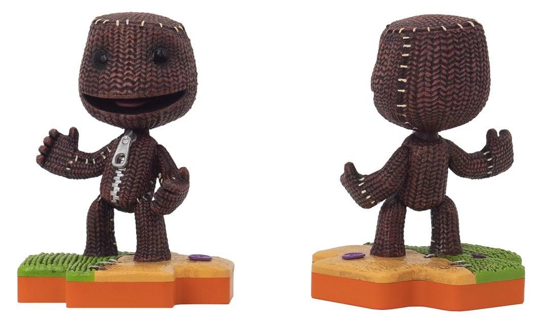sackboy totaku - Totaku Collection - zestaw figurek z bohaterami PlayStation