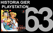 3X3 Eyes Kouuten - Historia Gier PlayStation