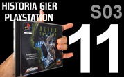 Alien Trilogy - Historia Gier PlayStation