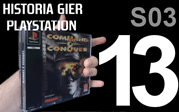 Command and Conquer - Historia Gier PlayStation