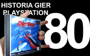 Cyber Speed - Historia Gier PlayStation