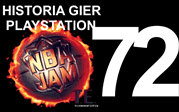 NBA JAM TE - Historia Gier PlayStation