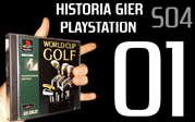 World Cup Golf - Historia Gier PlayStation