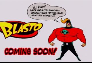 blasto baner 320x220 - Materiał promocyjny gry Blasto