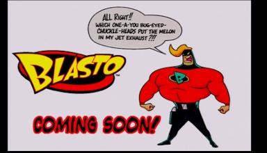 blasto baner 384x220 - Materiał promocyjny gry Blasto