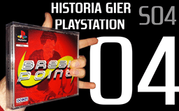 break point - Historia Gier PlayStation