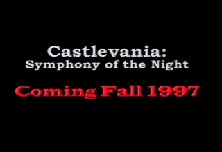 castlevania symphony of the night muzeum 320x220 - Materiał promocyjny gry Castlevania Symphony of the Night