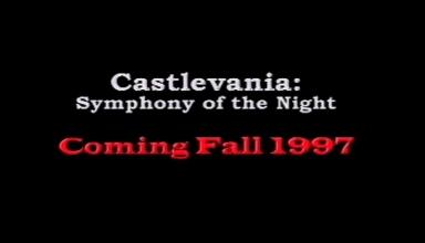 castlevania symphony of the night muzeum 384x220 - Materiał promocyjny gry Castlevania Symphony of the Night