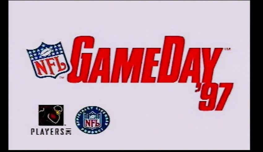 nfl gameday 850x491 - Materiał promocyjny gry NFL GameDay '97