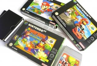 reprodukcje2 320x220 - Kolekcjonerskie pogaduchy #3 - Reprodukcje oryginalnych opakowań gier na Nintendo 64