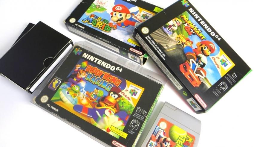reprodukcje2 850x491 - Kolekcjonerskie pogaduchy #3 - Reprodukcje oryginalnych opakowań gier na Nintendo 64