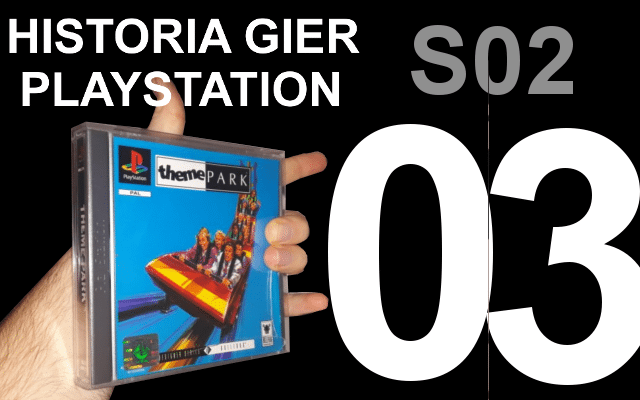 theme park - Historia Gier PlayStation