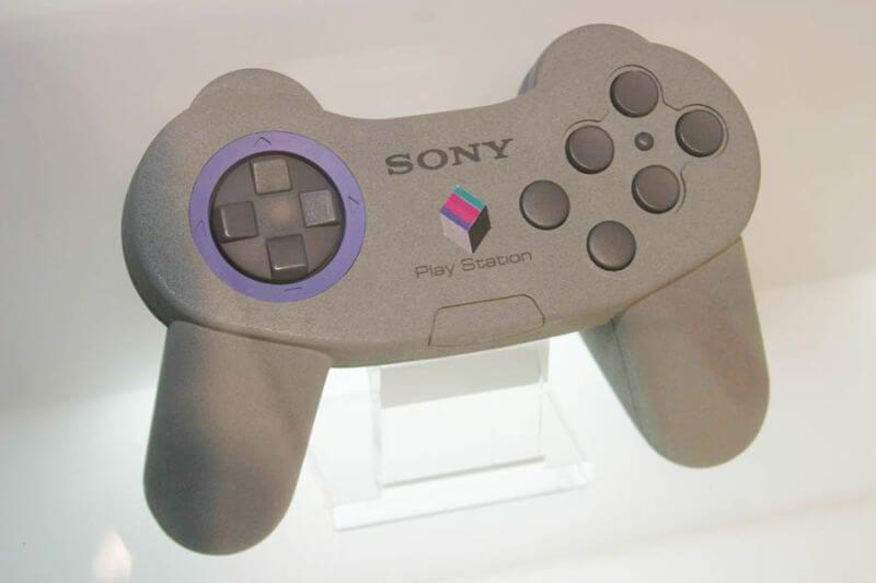 historia kontolerow playstation 6 - Historia kontrolerów PlayStation cz. I - Geneza