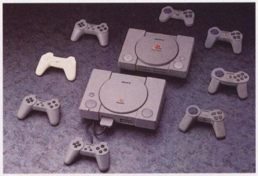historia kontolerow playstation 8 - Historia kontrolerów PlayStation cz. I - Geneza