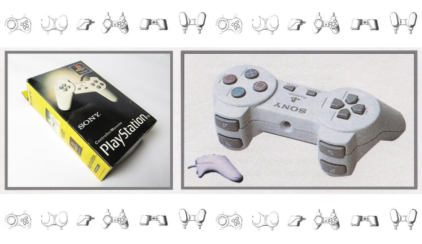 historia kontolerow playstation geneza ban22 - Historia kontrolerów PlayStation cz.2 – Pady cyfrowe