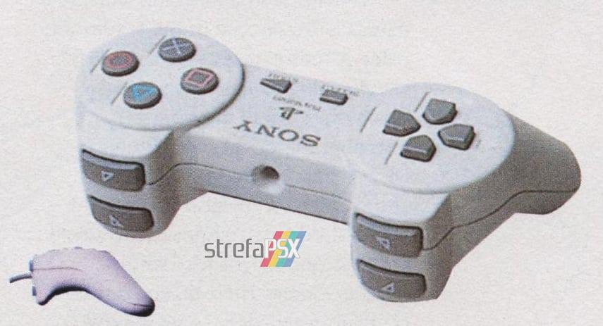 historia pady cyfrowe playstation 3 - Historia kontrolerów PlayStation cz.2 – Pady cyfrowe