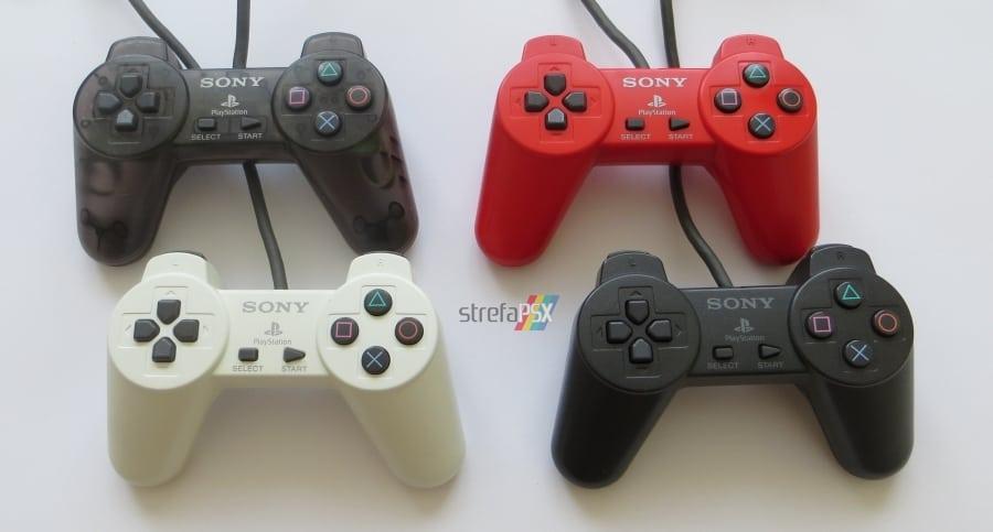 historia pady cyfrowe playstation 9 - Historia kontrolerów PlayStation cz.2 – Pady cyfrowe