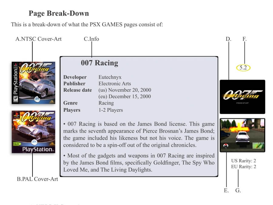 "playstation encyclopedia book - Recenzja darmowej ""The PlayStation Encyclopedia Book"""