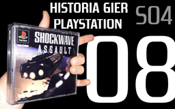 shockwave assault - Historia Gier PlayStation