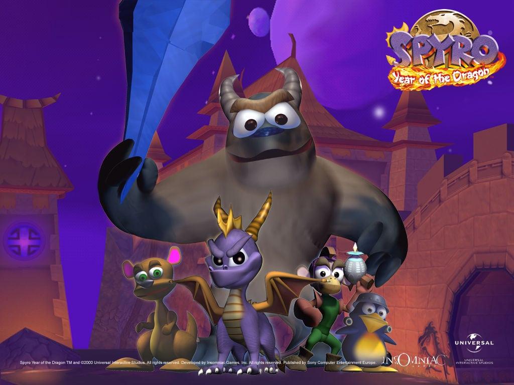 spyro year of the dragon - Klasyczna trylogia Spyro the Dragon z czasów PSX powraca!