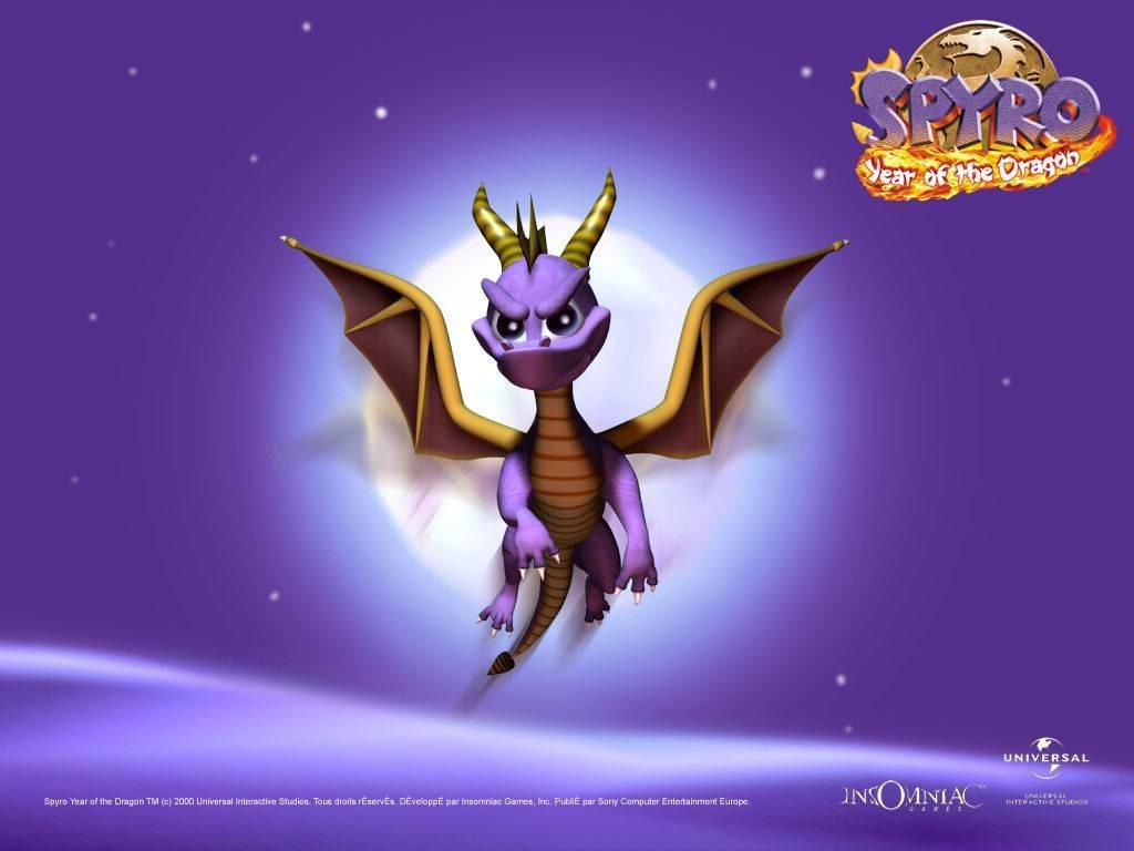 spyro year of the dragon 4 - Klasyczna trylogia Spyro the Dragon z czasów PSX powraca!