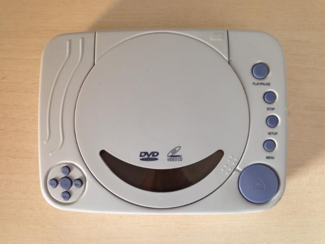 i vision i joy dvd 4 - PS one jako odtwarzacz DVD firmy i-Joy