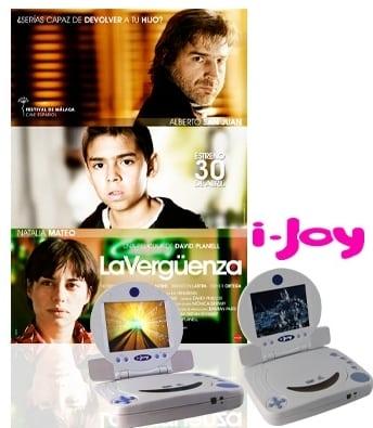i joy ad 2 - PS one jako odtwarzacz DVD firmy i-Joy