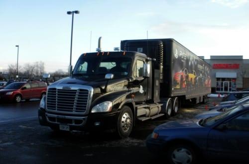 playstation 3 truck 3 - Ciężarówki PlayStation w trasie od ponad 20 lat