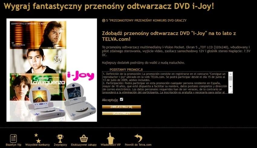psone i joy dvd baner - PS one jako odtwarzacz DVD firmy i-Joy