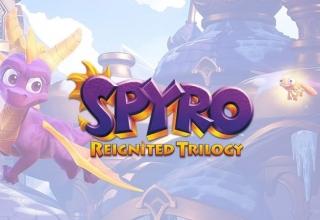 spyro reignited trilogy 320x220 - Klasyczna trylogia Spyro the Dragon z czasów PSX powraca!
